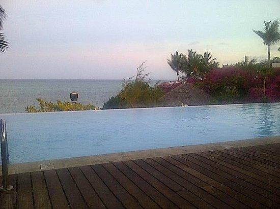 Melia Zanzibar: La piscina del Spa