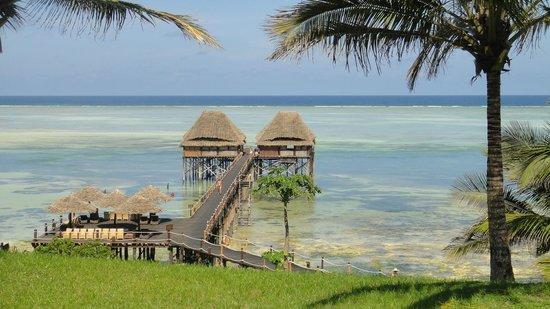 Melia Zanzibar: el lounche