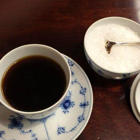 Tsubakiya Coffee ten Ikebukuro Saryo: ブレンドコーヒー