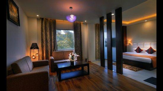 Hotel Dazzle: Suite Room