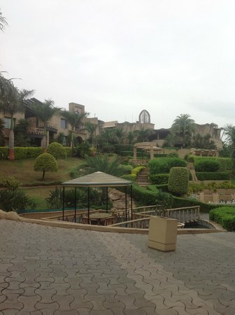 The Corinthians Resort & Club: THE CORINTHIANS RESORT  A VIEW