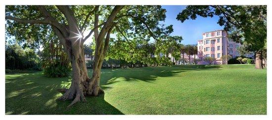 Belmond Mount Nelson Hotel: Lush Garden Estate