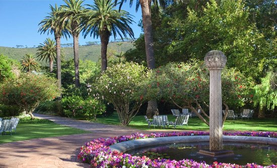 Belmond Mount Nelson Hotel: Gardens