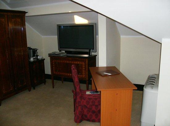Vigo Hotel: TV 42