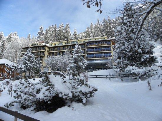 Beausite Park Hotel: Hotel Beausite Park Wengen