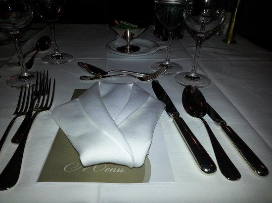 Beausite Park Hotel: Restaurant