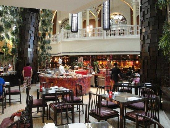 Sheraton Imperial Kuala Lumpur Hotel Dinner Buffet Restaurant