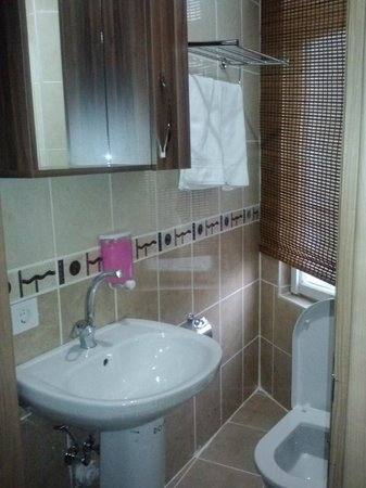 Subrosa Hotel Istanbul : the bathroom