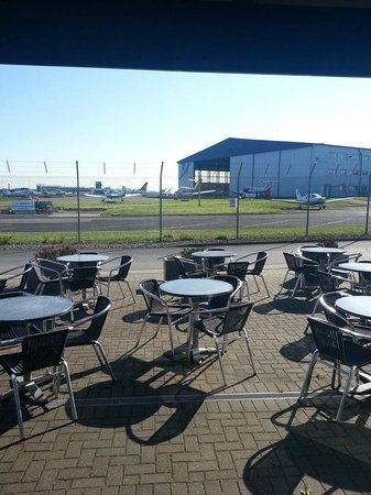 Multiflight Cafe: View from the terrace