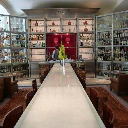 Le Royal Monceau-Raffles Paris : Beautiful Bar
