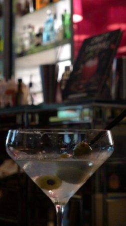 Le Royal Monceau-Raffles Paris : Martini @ Bar