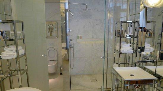 Le Royal Monceau-Raffles Paris : Shower