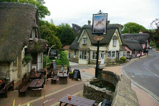 Rowborough Hotel: Shanklin Old Village