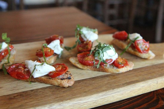 Francesca's Kitchen : Bruschetta!