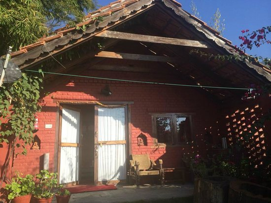 Shivapuri Heights Cottages: our cottage