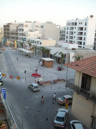 Eleonora Hotel Apartments: view