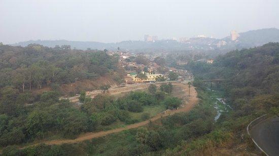 Ramada Powai: View from bedroom on hill