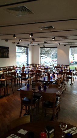 Pizza Express Prestwich Picture Of Pizza Express