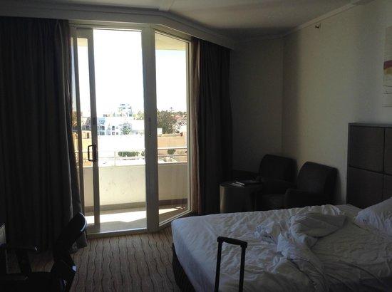 Rendezvous Hotel Perth Scarborough : Room