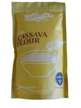Singapura : Cassava flour