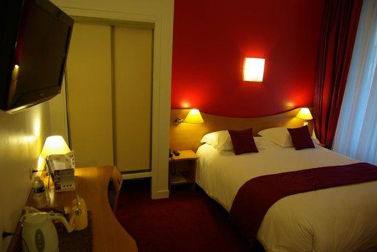 Hôtel le Clocher de Rodez : chambre