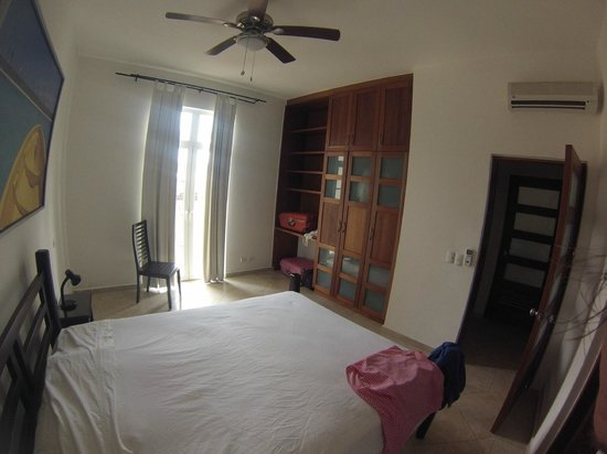 Beach Palace Cabarete: guest bedroom