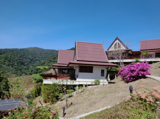 Baan KanTiang See Villa Resort (2 bedroom villas): villa