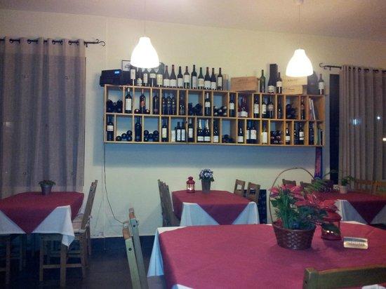 Rocca Grill Restaurant: Interiør