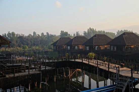 Myanmar Treasure Inle Lake : What a great photographer