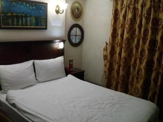 Oglakcioglu Park Boutique Hotel: Room