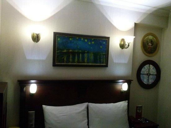 Oglakcioglu Park Boutique Hotel: room details