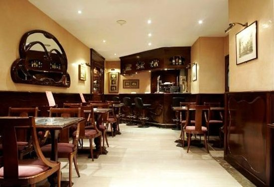 Hotel Gaudi: Cafeteria
