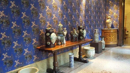 Palazzo Morando : Le porcellane