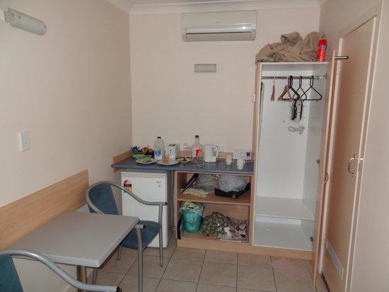 Welcome Inn 277: Wewnątrz pokoju...