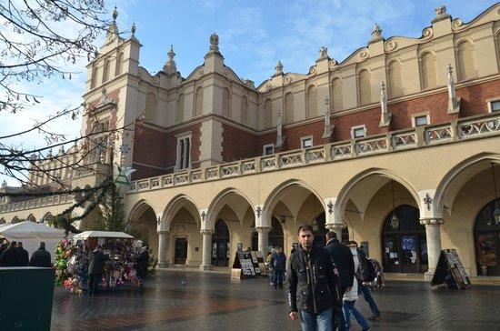 Cracovia: Суконницы, Краков