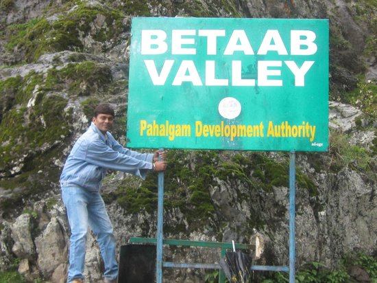 Betab Valley : ENTRY INSIDE VALLEY