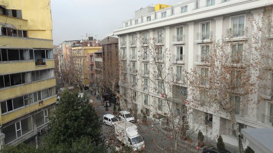 Recital Hotel : View