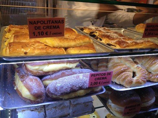La Mallorquina : Dulces