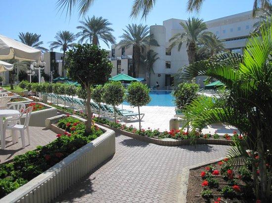 Isrotel Riviera Club Hotel: Piscine