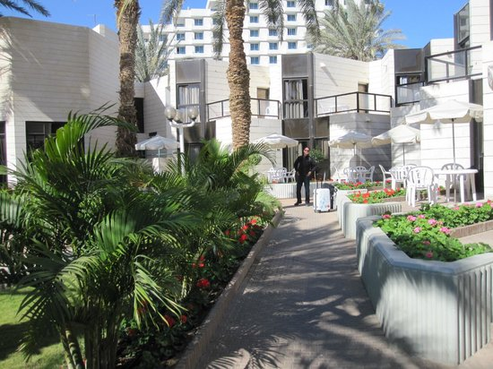 Isrotel Riviera Club Hotel: Vue de l'hôtel