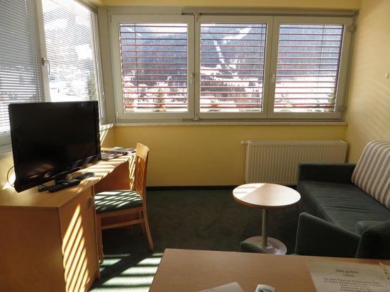 Hotel Sonnenheim: salotto
