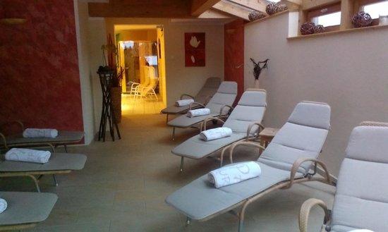 Hotel Sonnenheim: zona relax