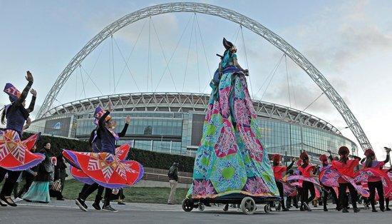 London Designer Outlet: Sitare Festival