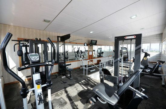 Sabino Palace Hotel : Fitness