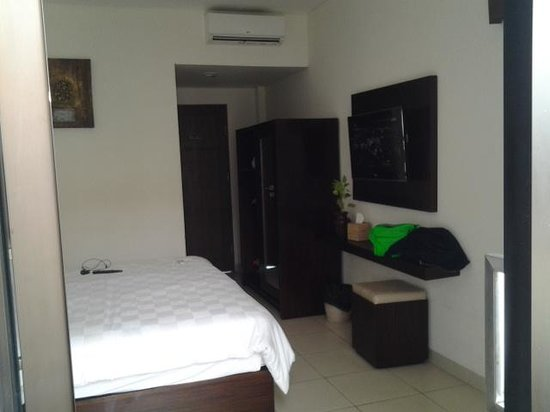 Suris Boutique Hotel : Nice size room's with king size beds