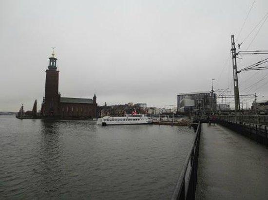 Stockholm Canals: jan 2014