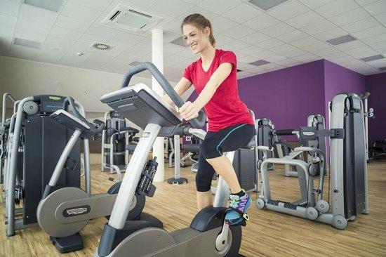 Narzissen Vital Resort - Solebad: Fitnessstudio Narzissen Bad Aussee