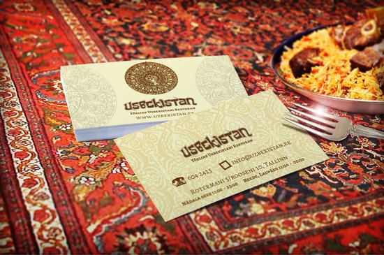 Restoran Usbekistan