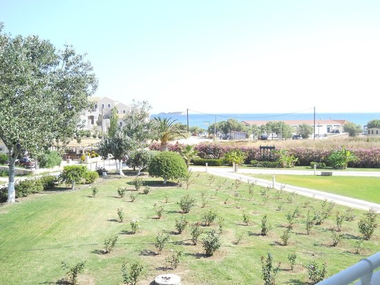 Cephalonia Palace Hotel: view from our room