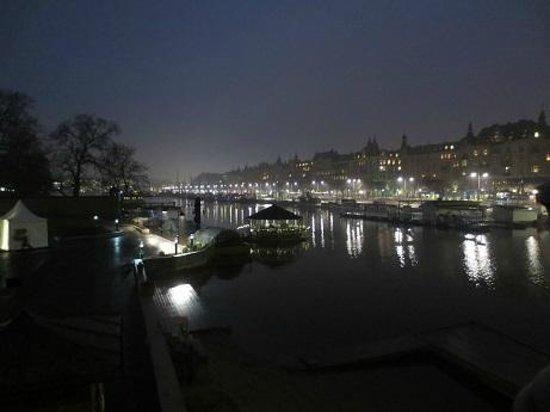 Stockholm Canals: jan 2013